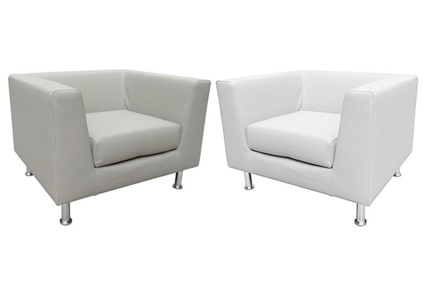 *NEW* Infiniti leather armchairs