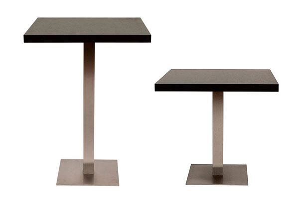 *NEW* Piazza bistro & poseur tables hire