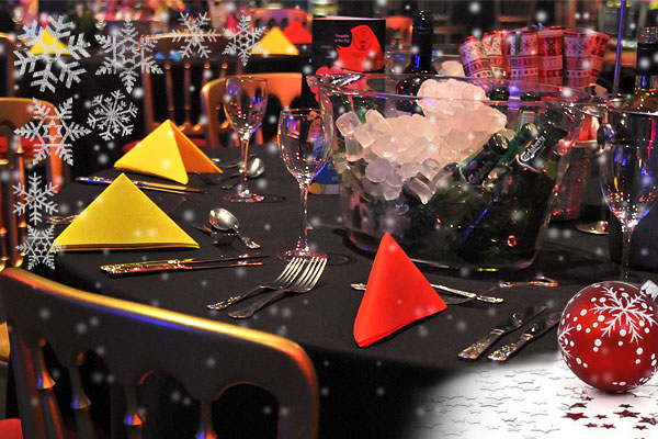 How to create the perfect Christmas party event