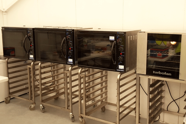 Catering equipment hire for all occasions