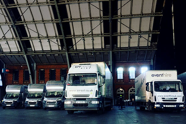 Event Hire UK at Manchester Central Convention Centre