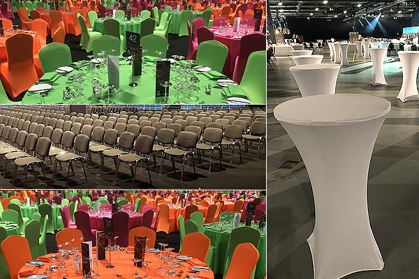 Corporate event at Manchester Event City