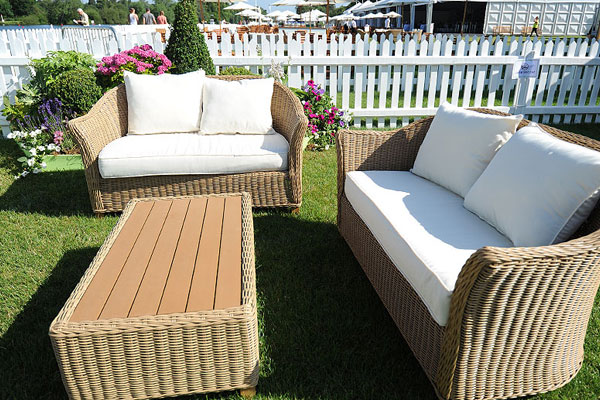 Create stunning VIP areas with Ascot outdoor rattan furniture sets