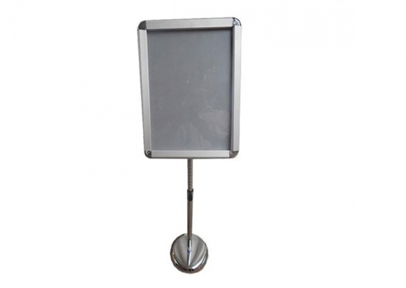 *NEW* Freestanding A3 sign holders hire