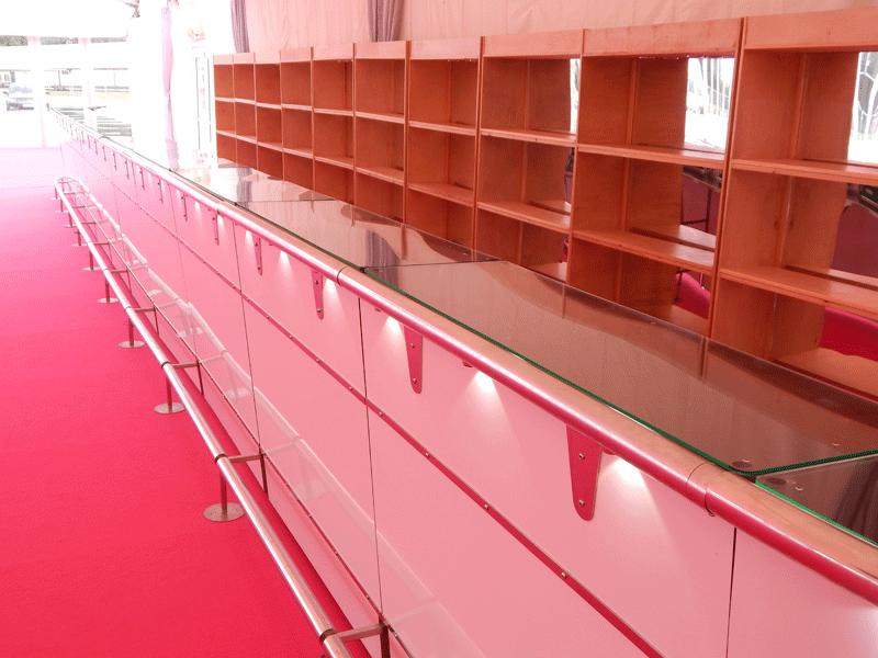 Furniture hire at RIAT 2016