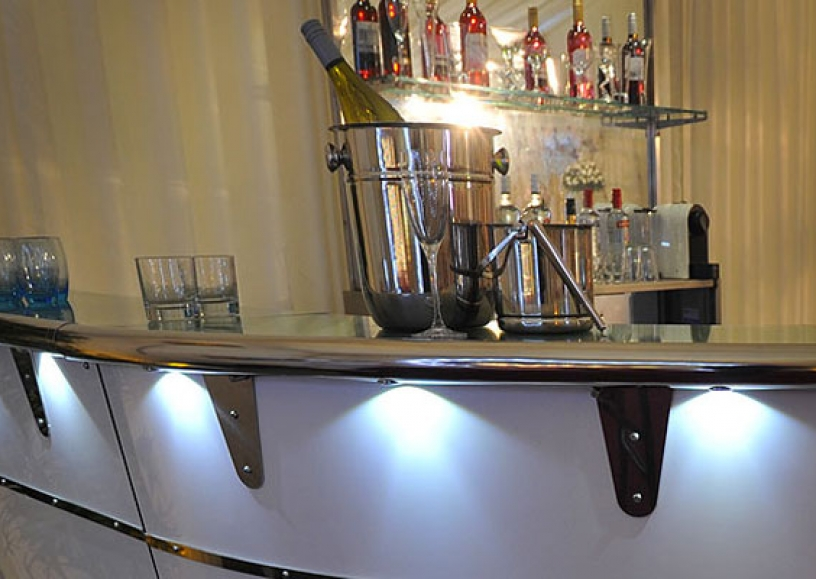 Modular bar unit hire made easy