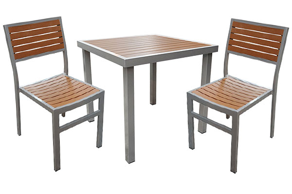 *NEW* Nova outdoor teak tables and chairs