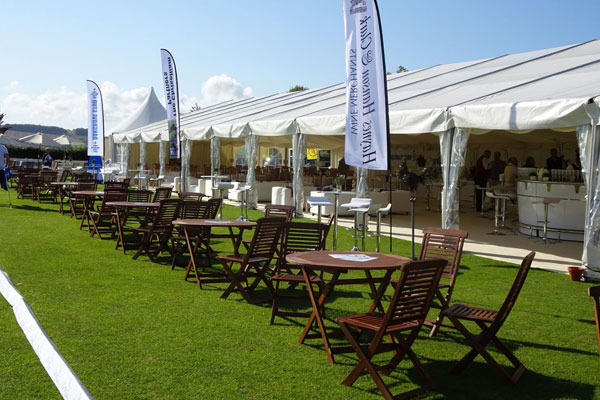 The A to Z of Event Hire: O is for outdoor furniture hire