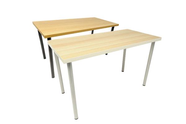 *NEW* Beech effect & light beech effect rectangular tables