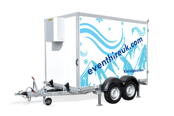 *NEW* Refrigerated trailer hire