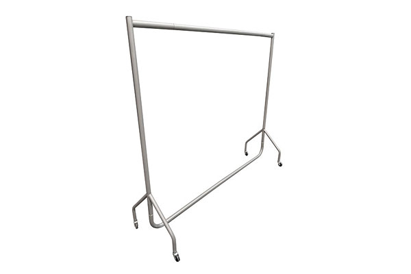 *NEW* Silver garment rails