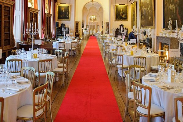 Hire red carpets for VIP events