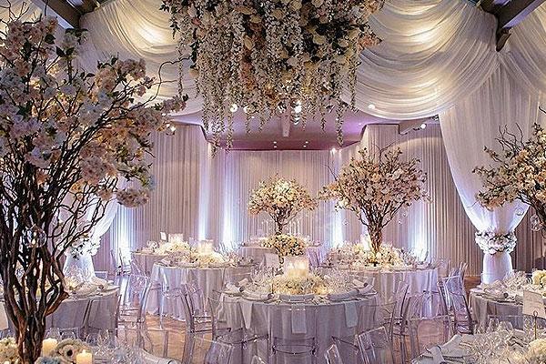 Wedding furniture rental company