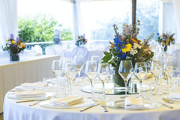 How to decide what furniture hire you need for your wedding