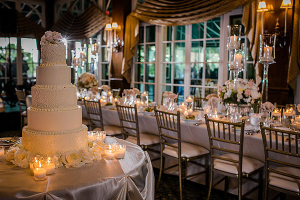 Wedding equipment hire in different seasons