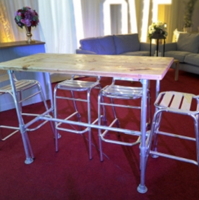 Scaffold Table Hire