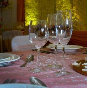 Cabernet Stemware Glass Hire