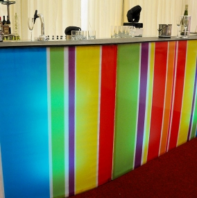 Custom Design Bar Hire