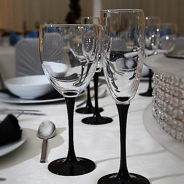Domino Stemware Glass Hire