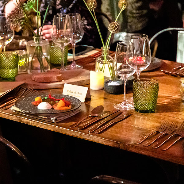 Enamor Copper Cutlery Hire
