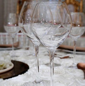 Grand Cepages Glass Hire
