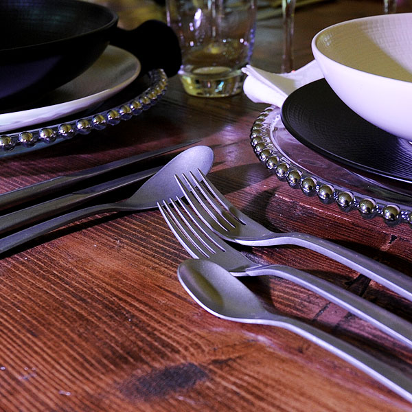 Guest Vintage Stainless Steel Cutlery Hire