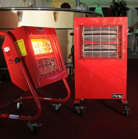 Heating & Cooling Equipment Hire