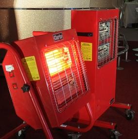 Heating Equipment Hire