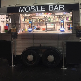 Licensed Mobile Bar Hire