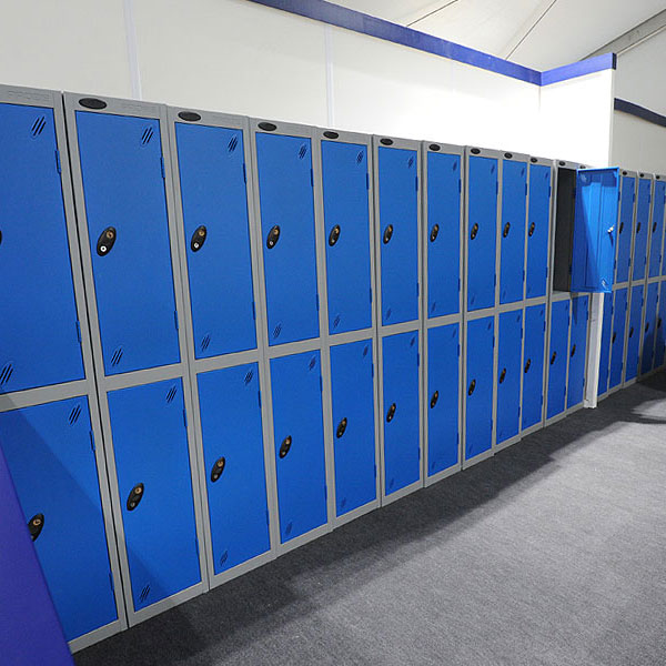 Locker Hire
