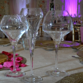 Open Up Wine Glass Hire