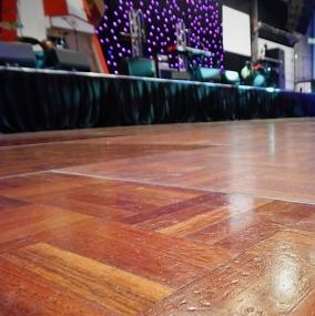 Parquet Dance Floor Hire