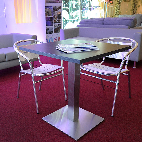 Piazza Bistro Table Hire
