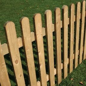 Picket Fencing Hire