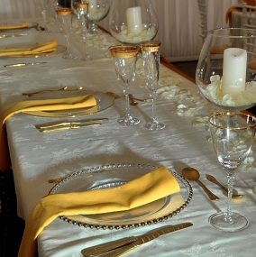 Rectangular Tablecloth Hire