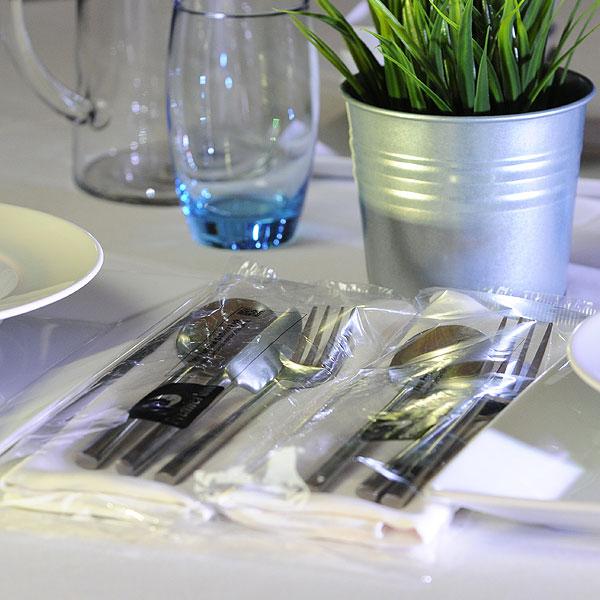 reusable cutlery hire