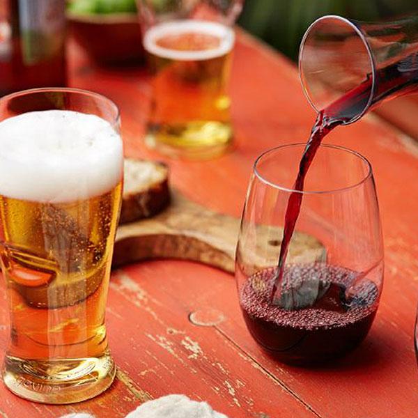 Reusable Glassware Hire