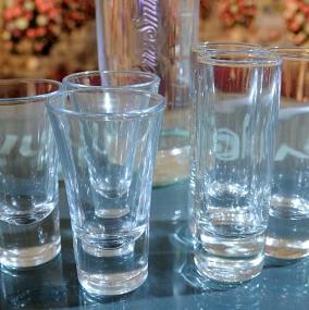 Shot Glass Hire