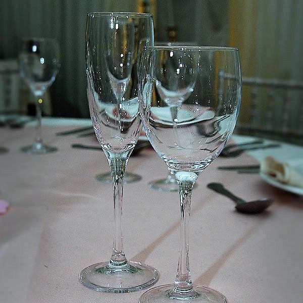 Signature Stemware Glass Hire