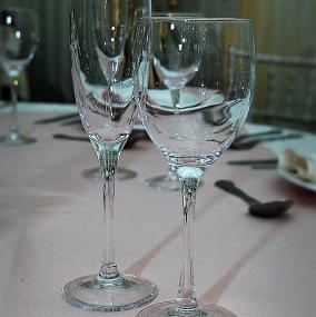 Signature Stemware Glass Hire