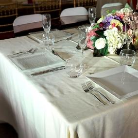 Square Tablecloth Hire