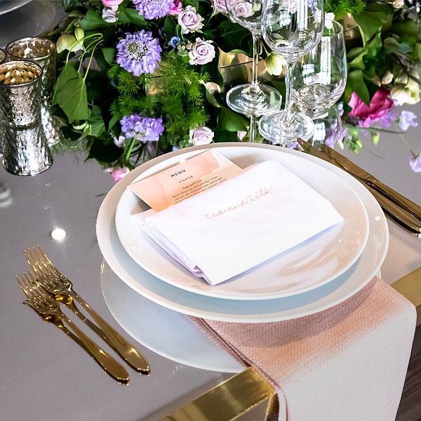 Tableware Hire