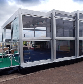 Temporary Structures Hire