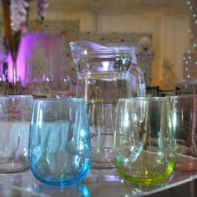 Water Jugs & Glass Hire