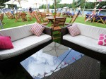 Outdoor Rattan Furniture Hire