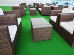 Outdoor Rattan Furniture Hire