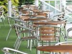 Aluminium & Hardwood Chair Hire