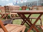 Hardwood Furniture & Parasol Hire