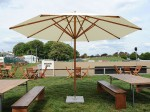Parasol & Patio Umbrella Hire