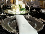 Glass Plates, Chargers & Dish Hire